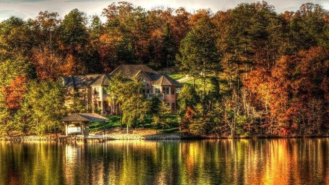 Tellico Village Lake Home